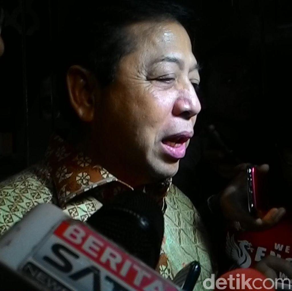 Pengacara: Novanto Klarifikasi Tak Ada Pencatutan Presiden dan Wapres