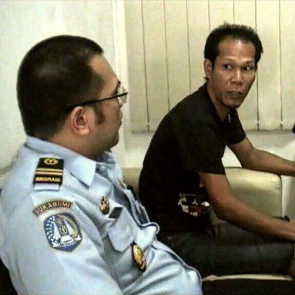 Mengaku Ditolak Istri di Sukabumi, WN Filipina ini Serahkan Diri ke Kantor Polisi