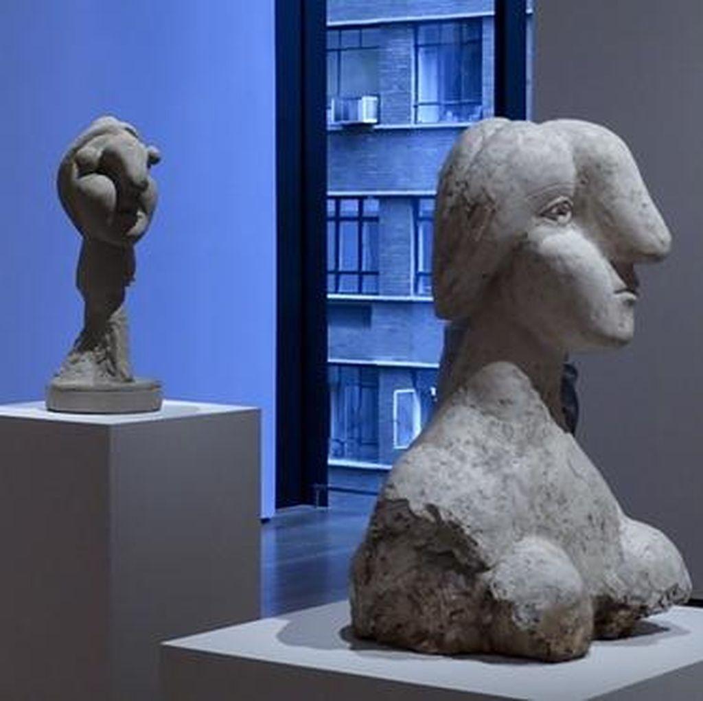 Cucu Picasso Dituduh Jual Patung Bust of Woman pada Dua Kolektor