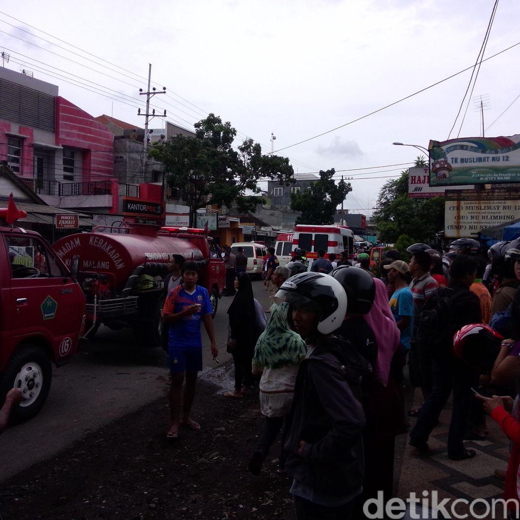 Super Tucano yang Jatuh di Malang Dalam Kondisi Baik