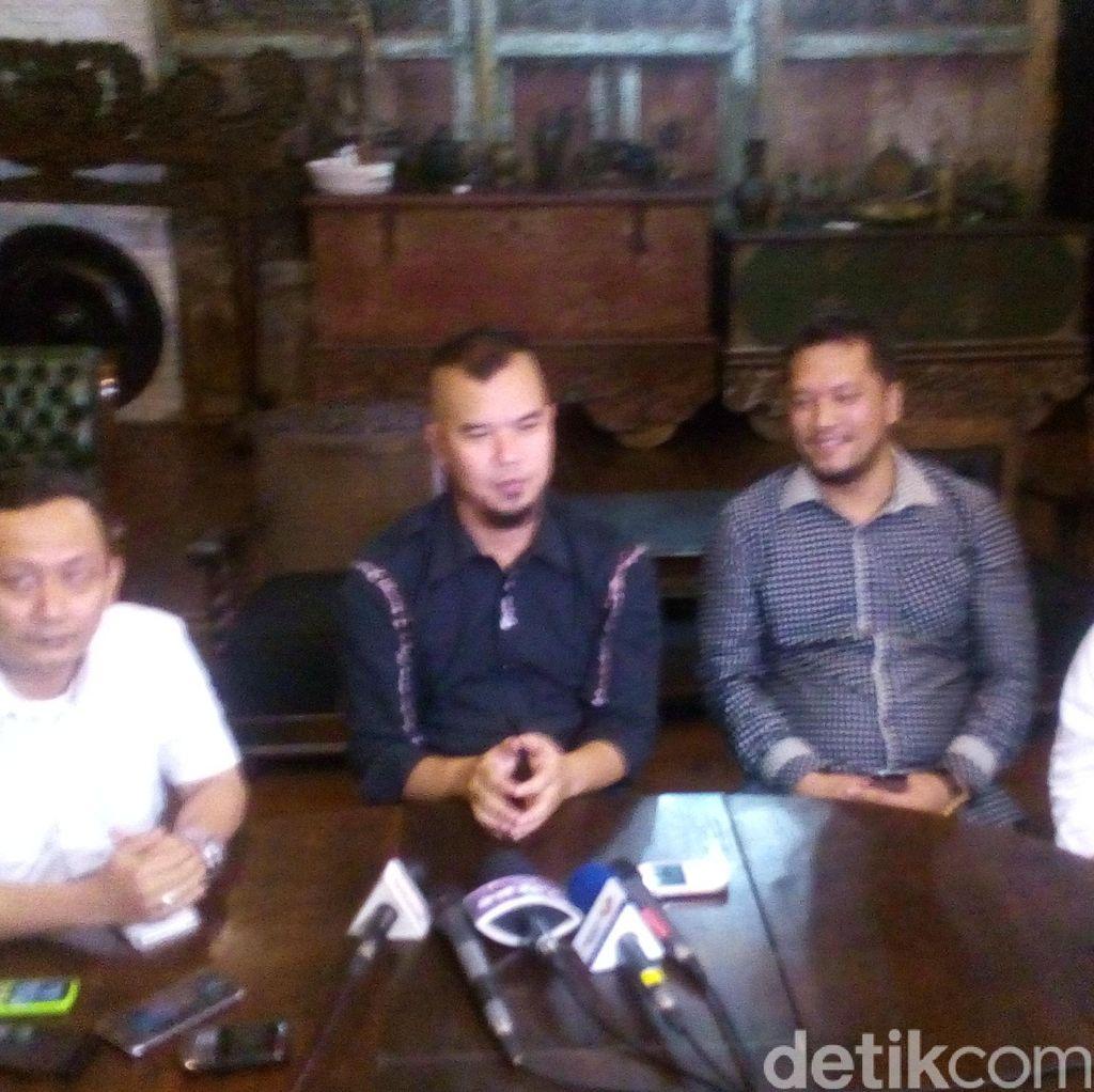 Dibidik PKB untuk Pilgub DKI, Ahmad Dhani Mengaku Siap