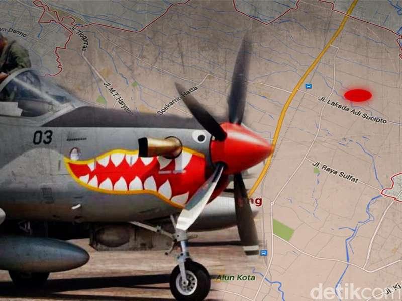 2 Pesawat Jatuh dalam 2 Bulan, Komisi I DPR Minta TNI Gelar Audit Terbuka