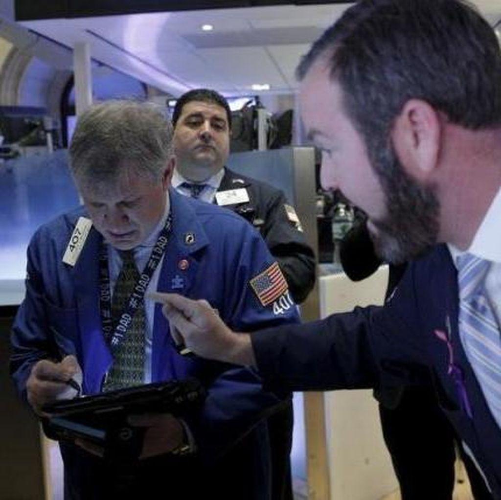 Wall Street Masih Negatif