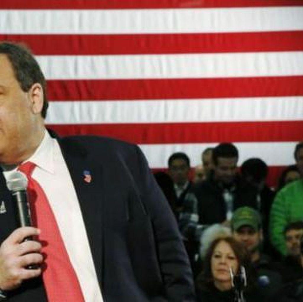 Chris Christie Mundur dari Pemilihan Presiden AS