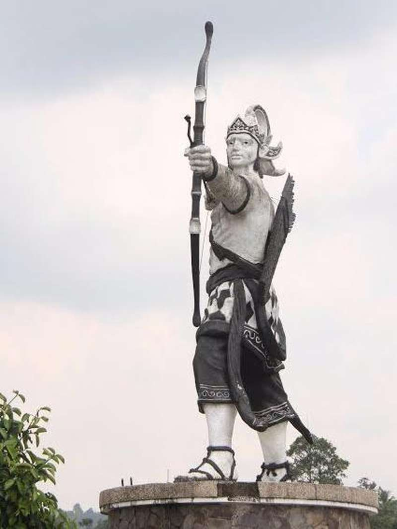 Soal Patung Arjuna Dibakar Orang, Bupati Dedi: Kenapa Patung Wayang Jadi Sasaran?