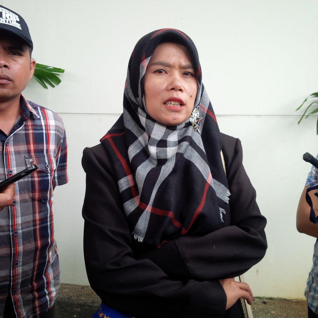 Perwakilan Guru Honorer Kecewa Tak Bisa Bertemu Jokowi