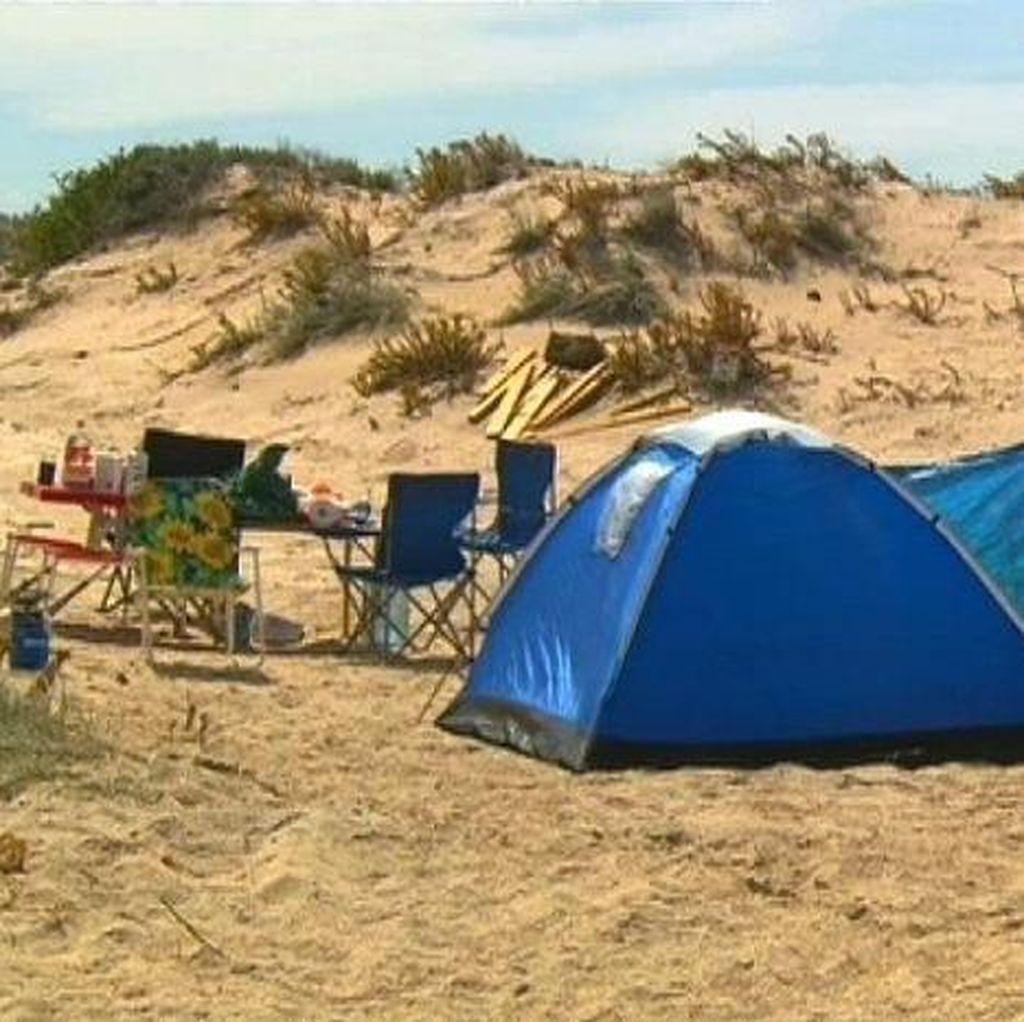 Dua Turis Asing Diculik dan Diperkosa di Taman Nasional Coorong Adelaide