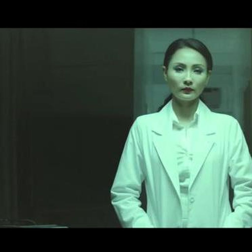 The Blackout Experiment, Film Karya Cheverly Amalia Bersinar di Hollywood