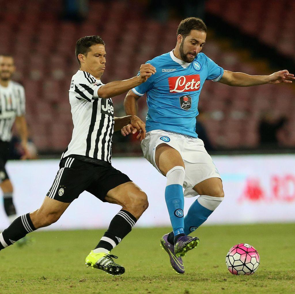 Napoli dan Catatan Buruk di Juventus Stadium
