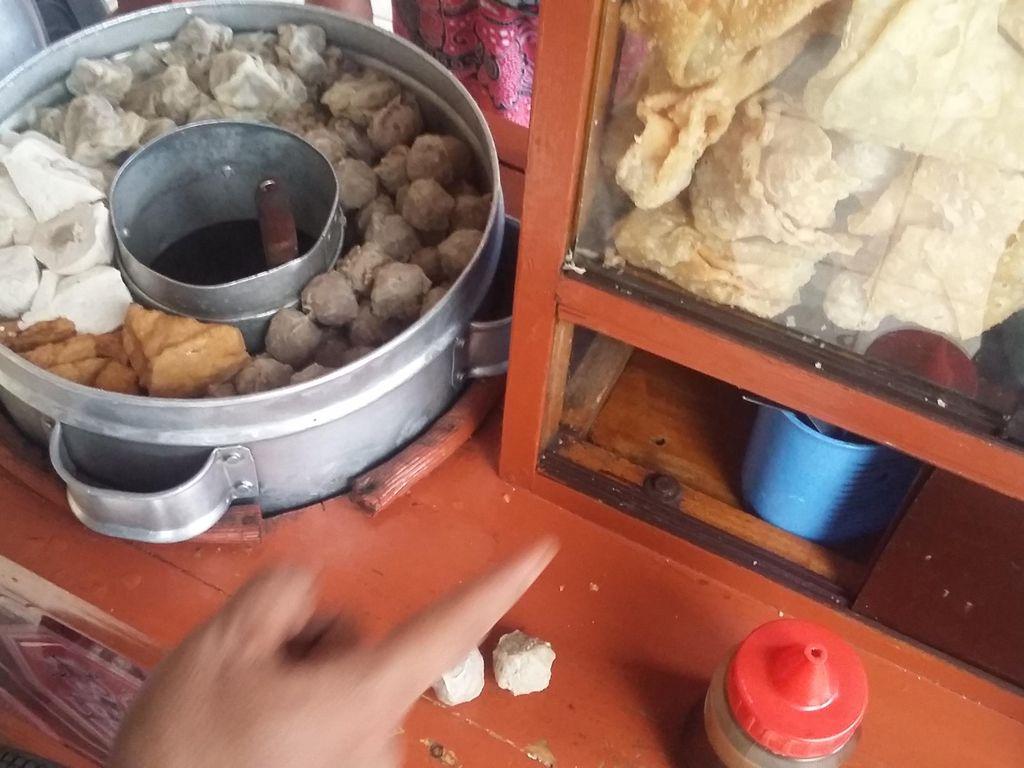 Pedagang Bakso di Setiabudi Jaksel: Saya Tak Gunakan Daging Tikus
