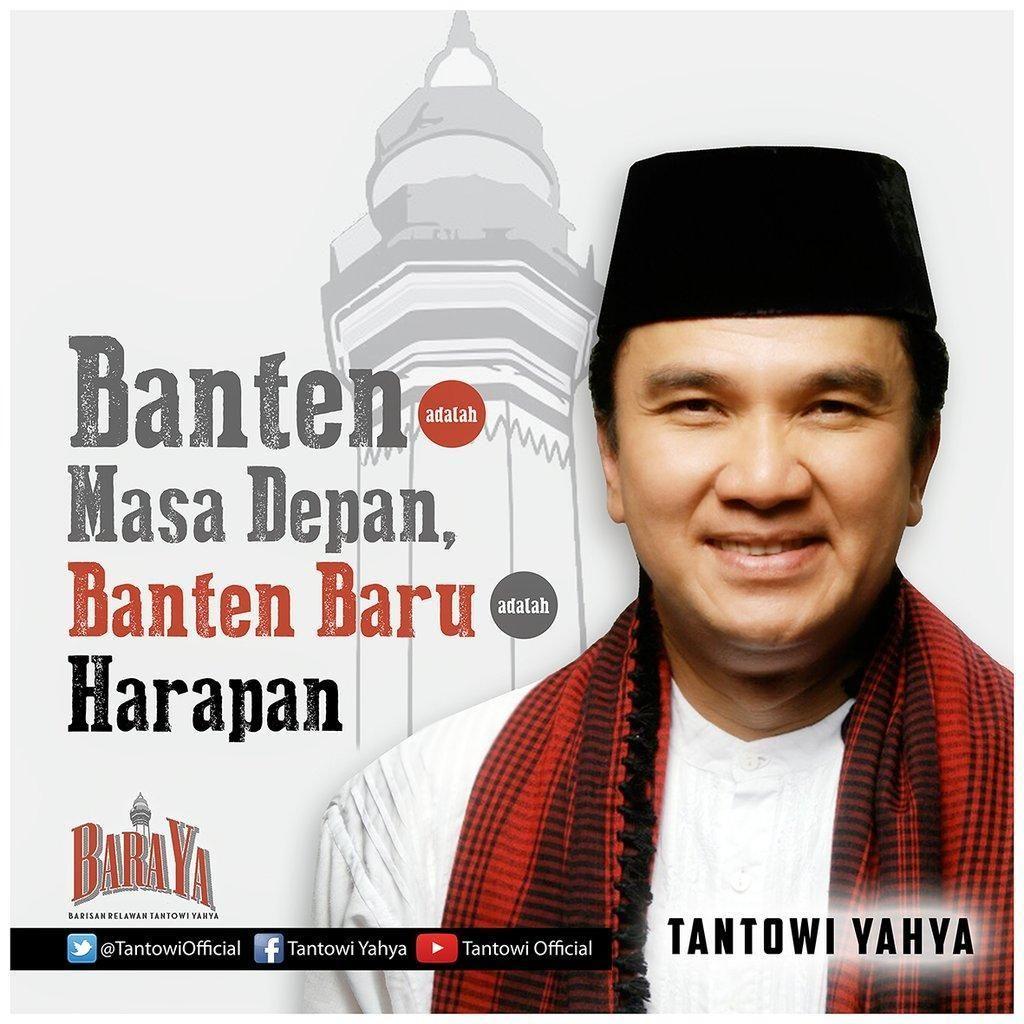 Menuju Pilgub Banten, Tantowi Yahya Mulai Gerilya di Medsos