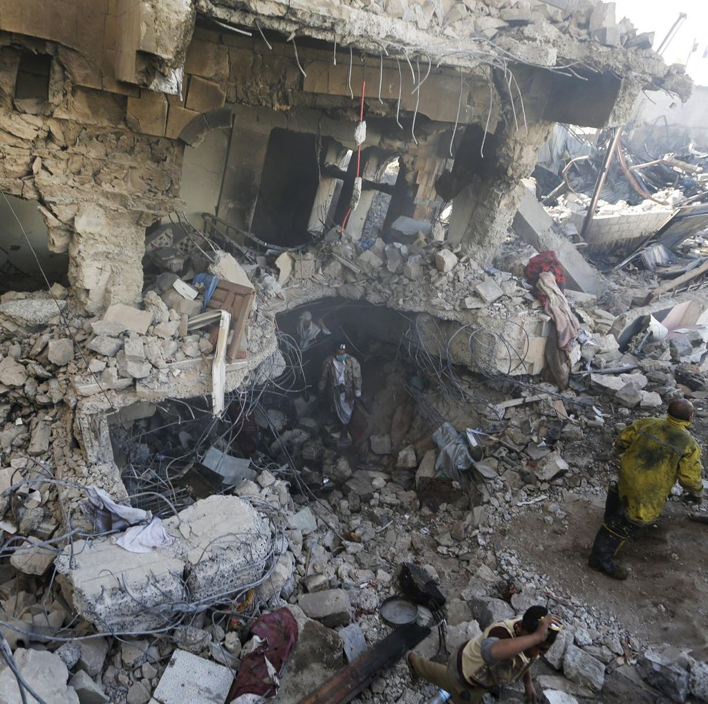 Arab Saudi Minta Staf PBB dan Pekerja Kemanusiaan Tinggalkan Yaman