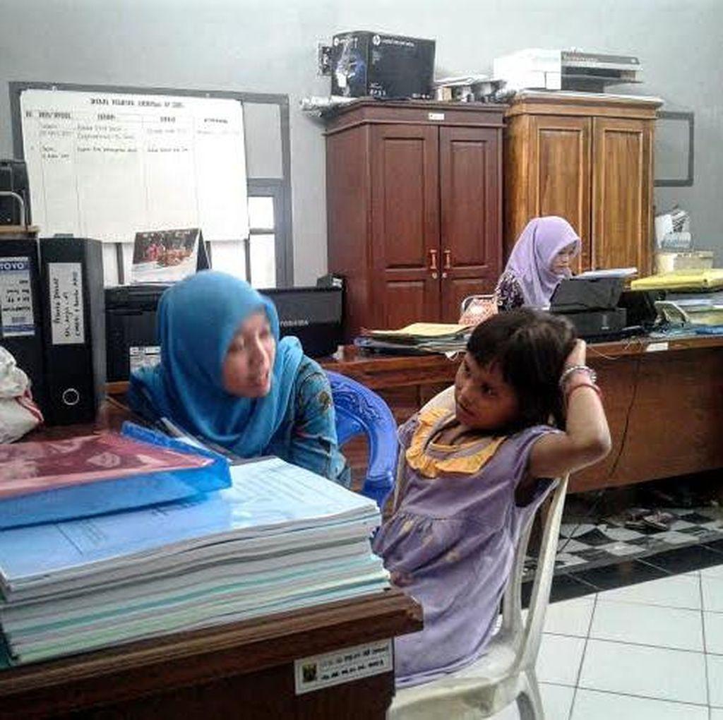 Bocah Kalista yang Tersasar ke Sukabumi Dibawa ke Bambu Apus Jakarta