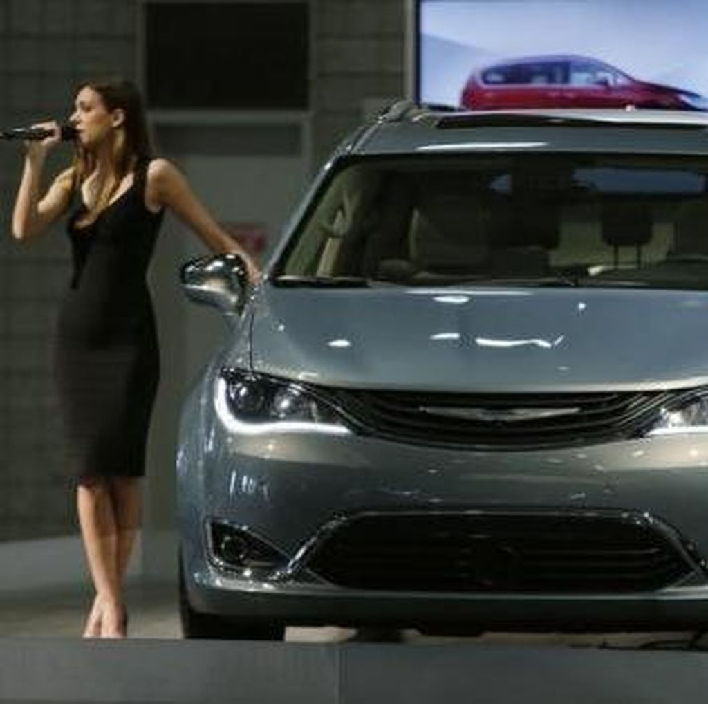 Bikin MPV, Fiat Chrysler Buka 1.200 Lapangan Kerja
