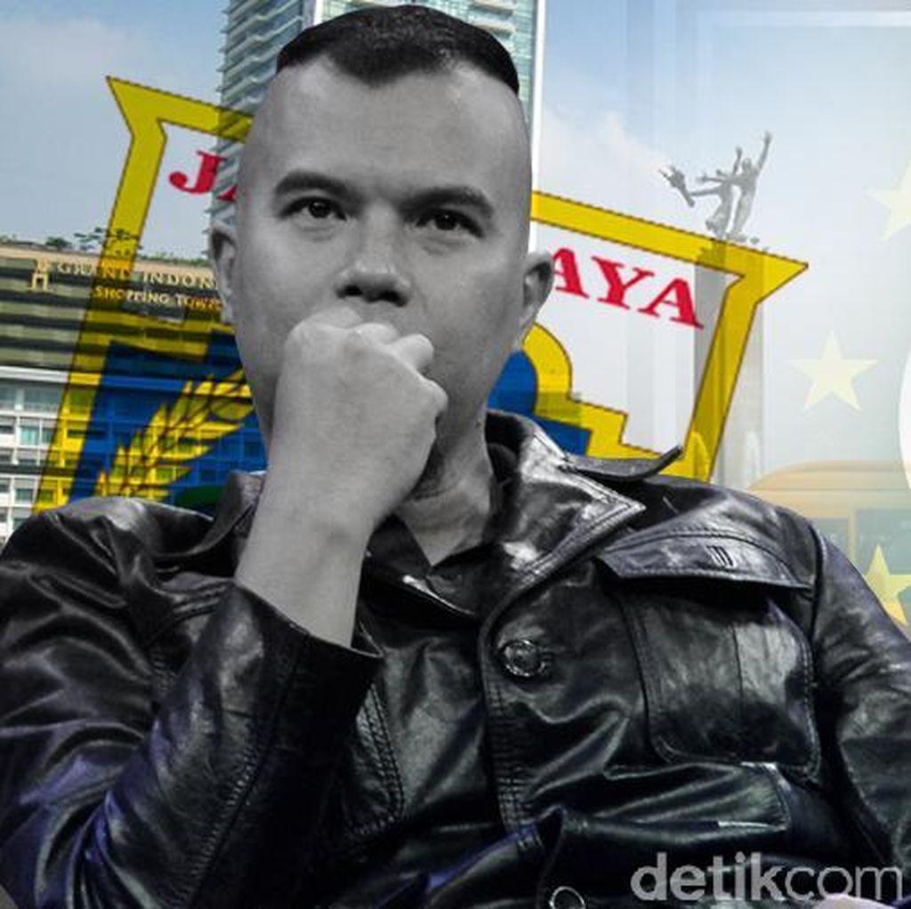 Ahmad Dhani Klaim Didukung Cak Imin Maju di Pilgub DKI