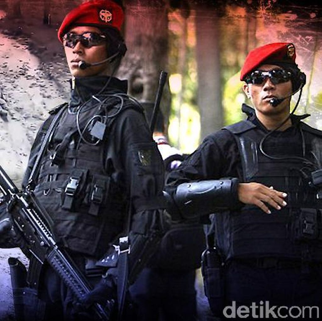 Latihan Dopper TNI Berpeluru Tajam yang Bikin Heboh