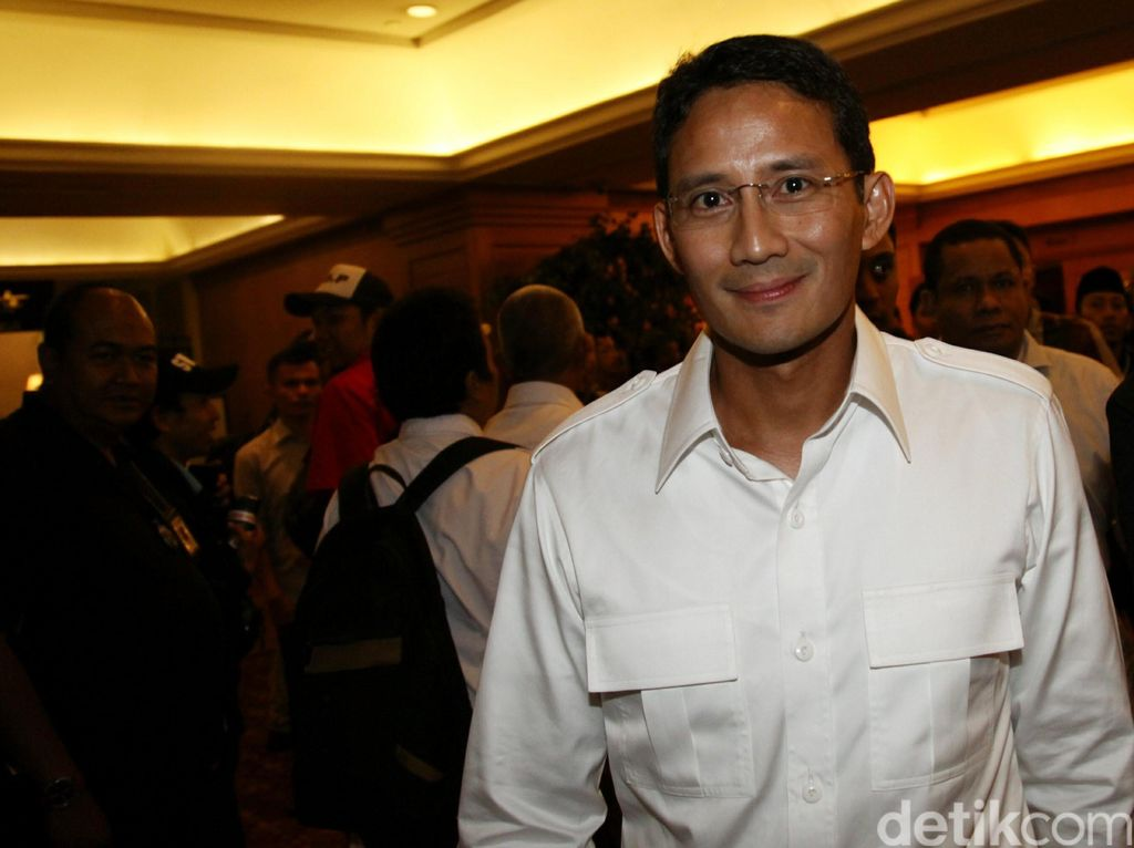 Gerindra Usung Sandiaga di Pilgub 2017, PD DKI Siap Berkoalisi