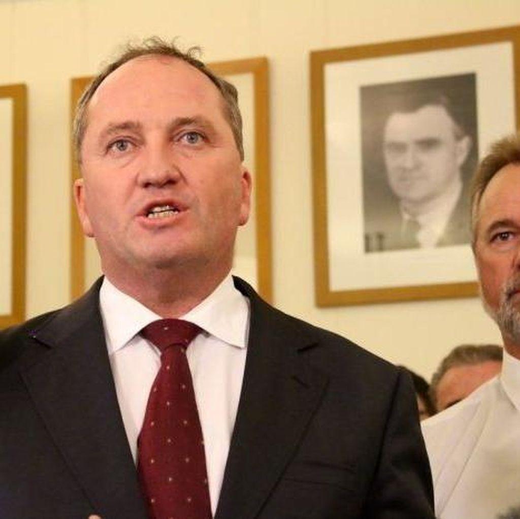 Barnaby Joyce Jadi Wakil Perdana Menteri Baru Australia