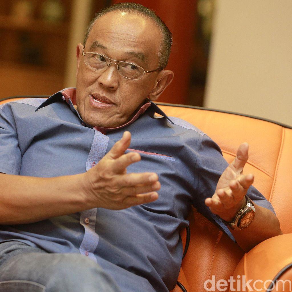 Ini Kata Ical Soal Tawaran Kursi Menteri Setelah Golkar Dukung Pemerintah