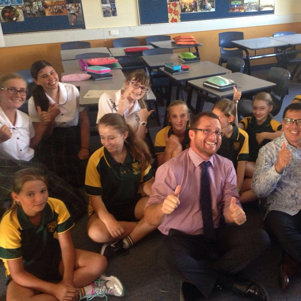KJRI Sydney Ganjar Penghargaan untuk Sekolah Paling Top Ajarkan Bahasa