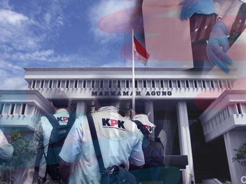 Tangkap Pejabat MA, KPK Amankan Suap Rp 400 Juta dan Duit di Koper