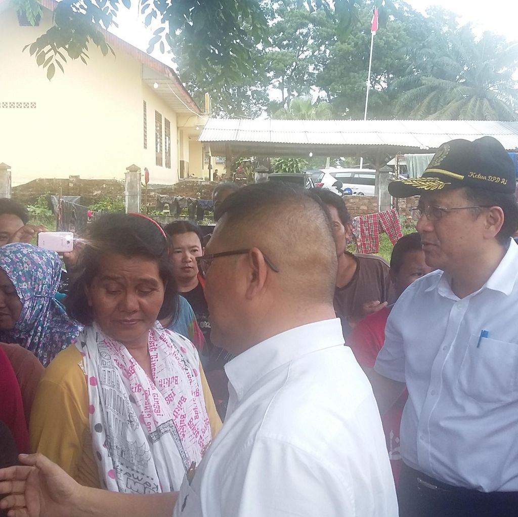 Selain Rumah, Banjir Juga Rendam Panti Asuhan di Pangkal Pinang