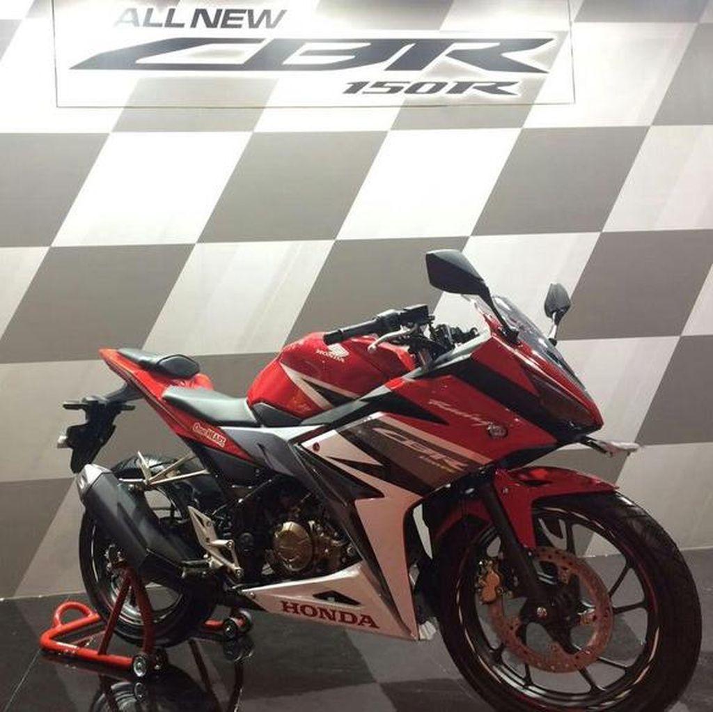 Ini Jurus Rahasia Honda Bikin CBR150R Lebih Ringan dan Agresif
