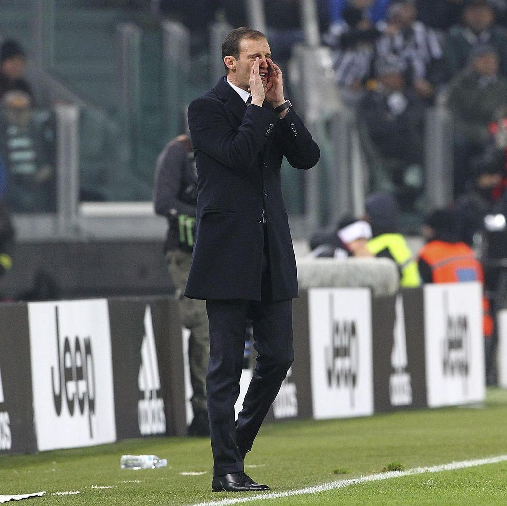 Allegri Puji Kesabaran Juventus