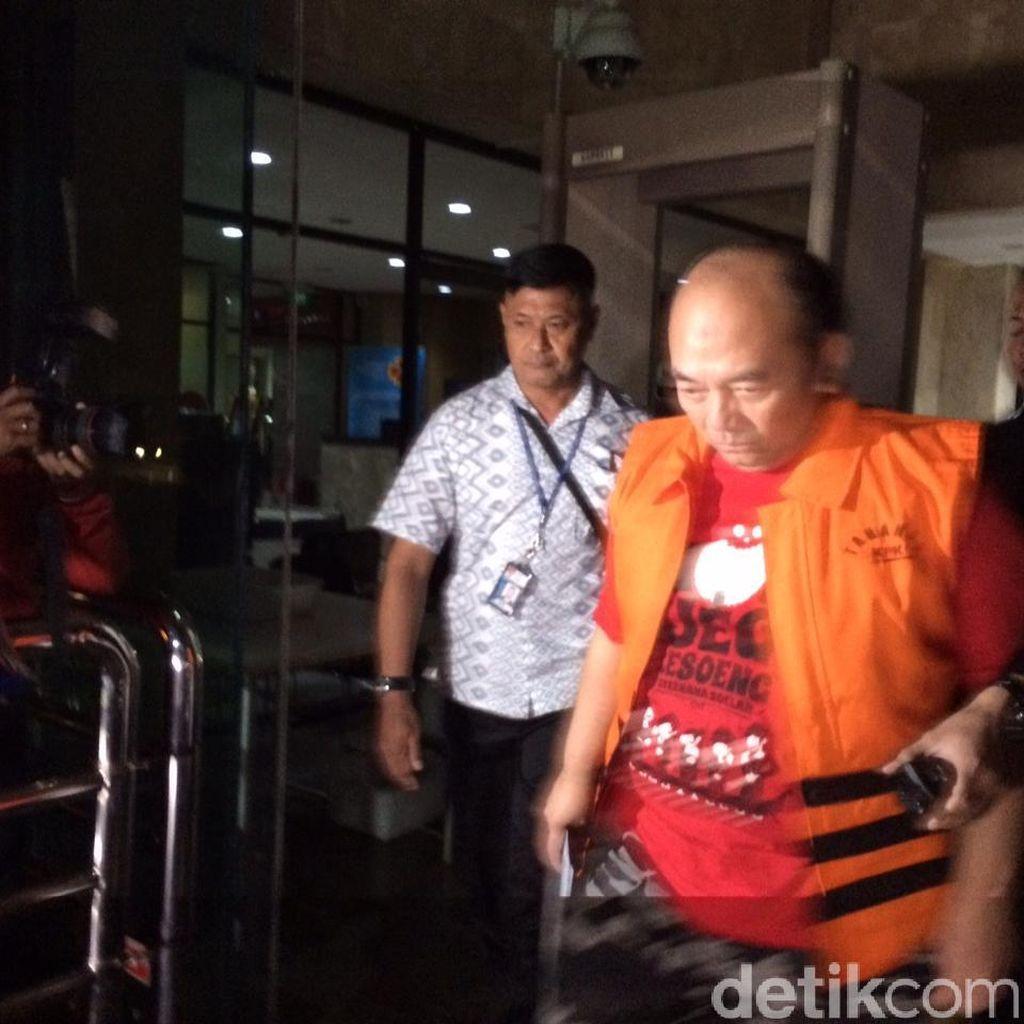 Pejabat MA Ditangkap KPK dan Bisnis Putusan Kasasi/PK