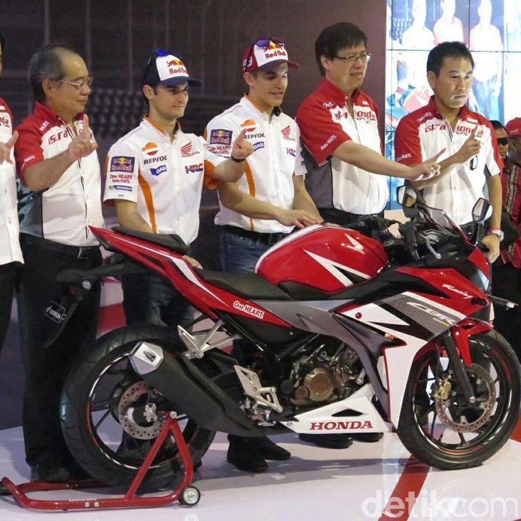 Honda Banderol CBR150R Mulai Rp 32,5 Juta