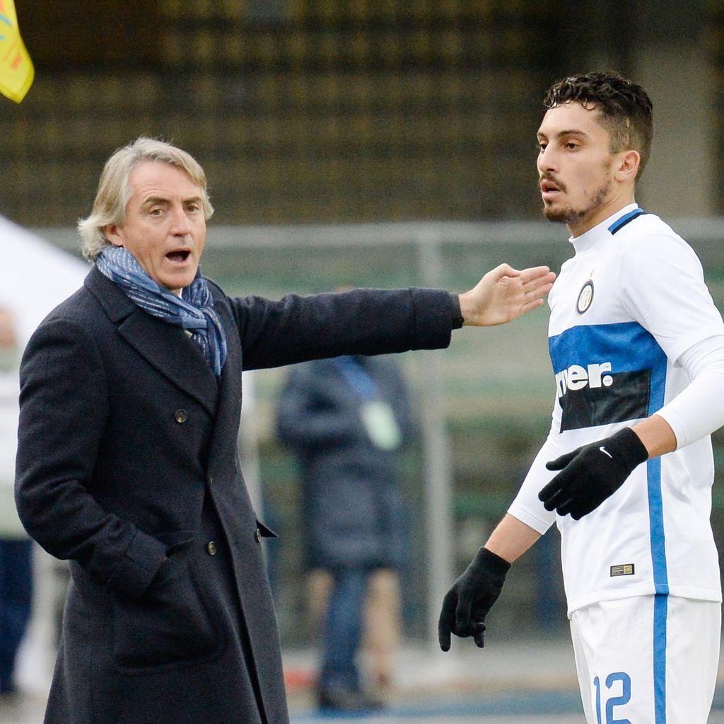 Mancini: Jangan Buang-buang Poin Lagi, Inter