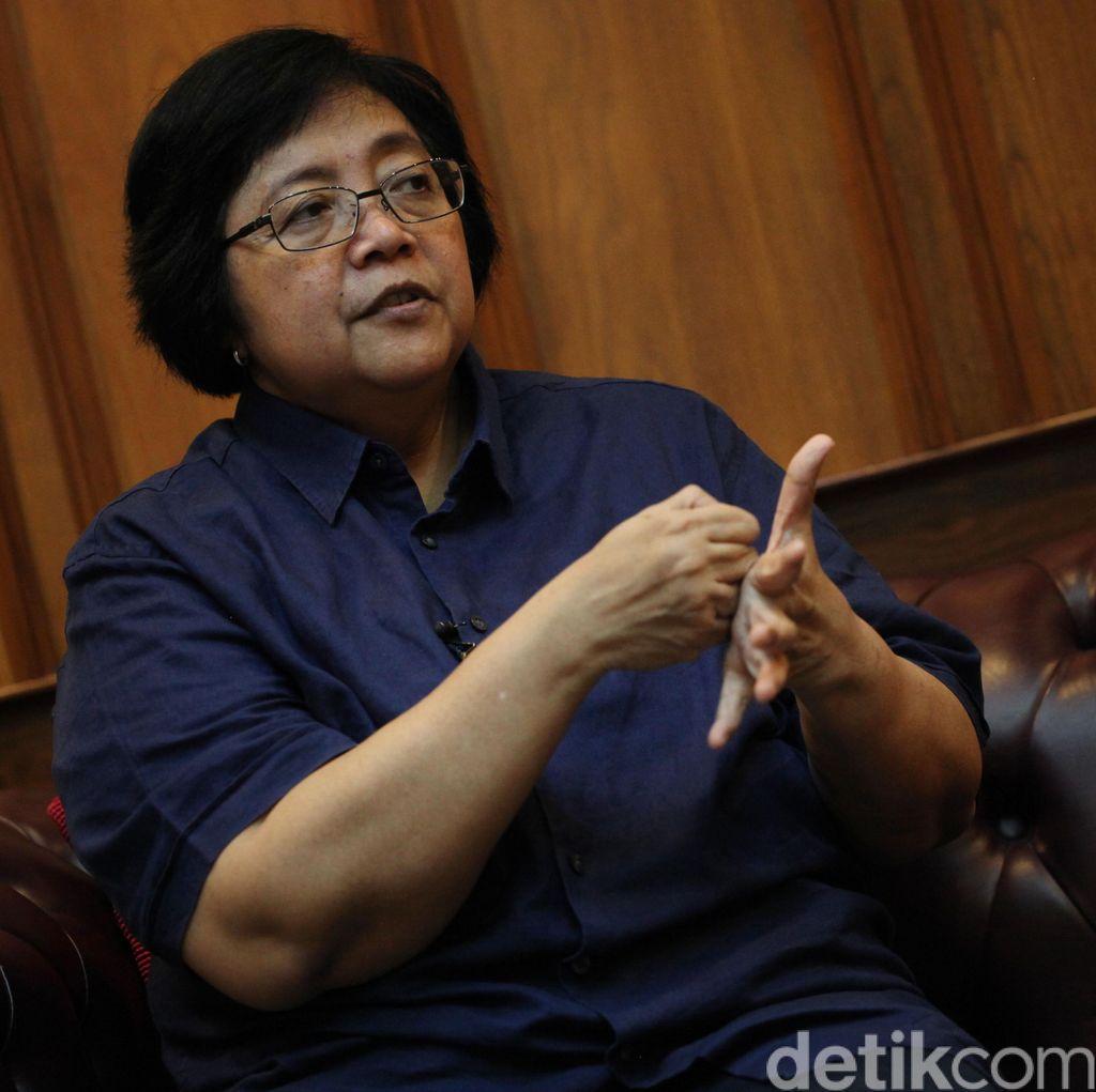 Menteri Siti Nurbaya Kirim Tim untuk Temui Pihak Keluarga Pratu Wahyudi