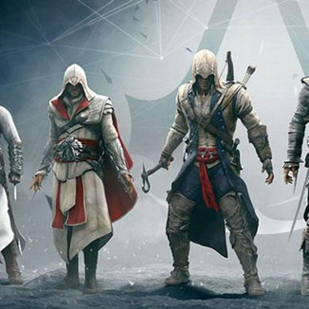 Absen di 2016, Nasib Assassins Creed Digantung