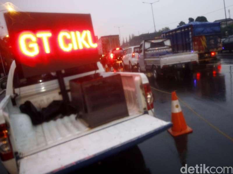 Jasa Marga: Perbaikan Gerbang Tol Cikunir 2 Makan Waktu Hingga 2 Hari