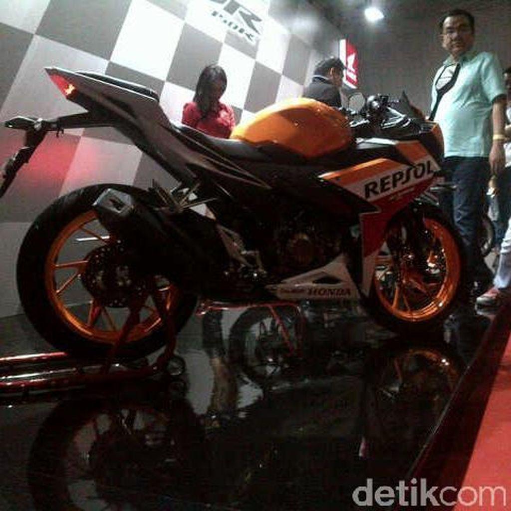 Marquez dan Pedrosa Luncurkan Motor Honda CBR150R Terbaru
