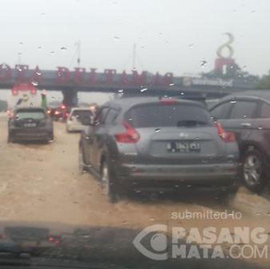 Macet Jelang Delta Mas 20 Km, Pengendara Diimbau Cari Jalur Alternatif