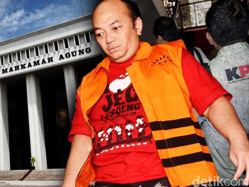 Andri Dagang Perkara di MA, Hakim Syamsul Diganti Krisna Harahap
