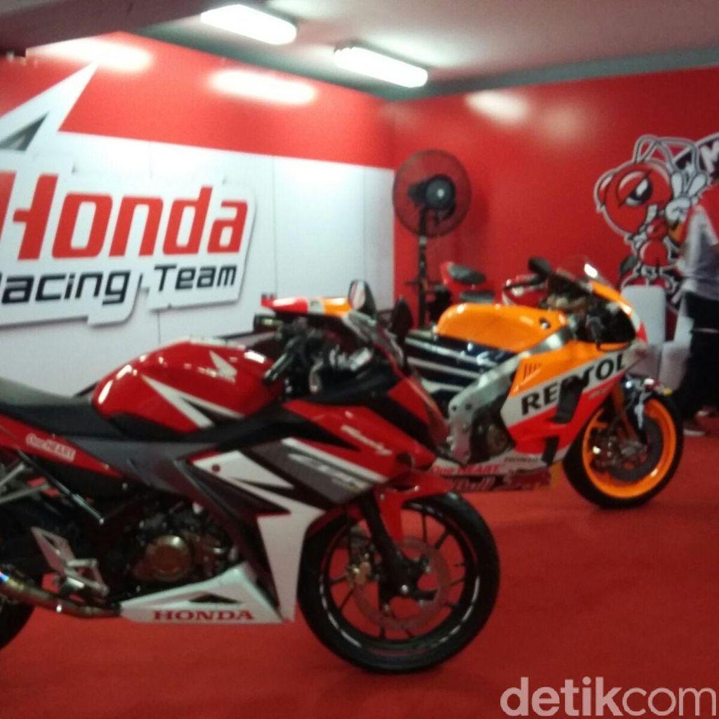 Aksesoris All New Honda CBR150R Dijual Mulai Rp 300 Ribuan