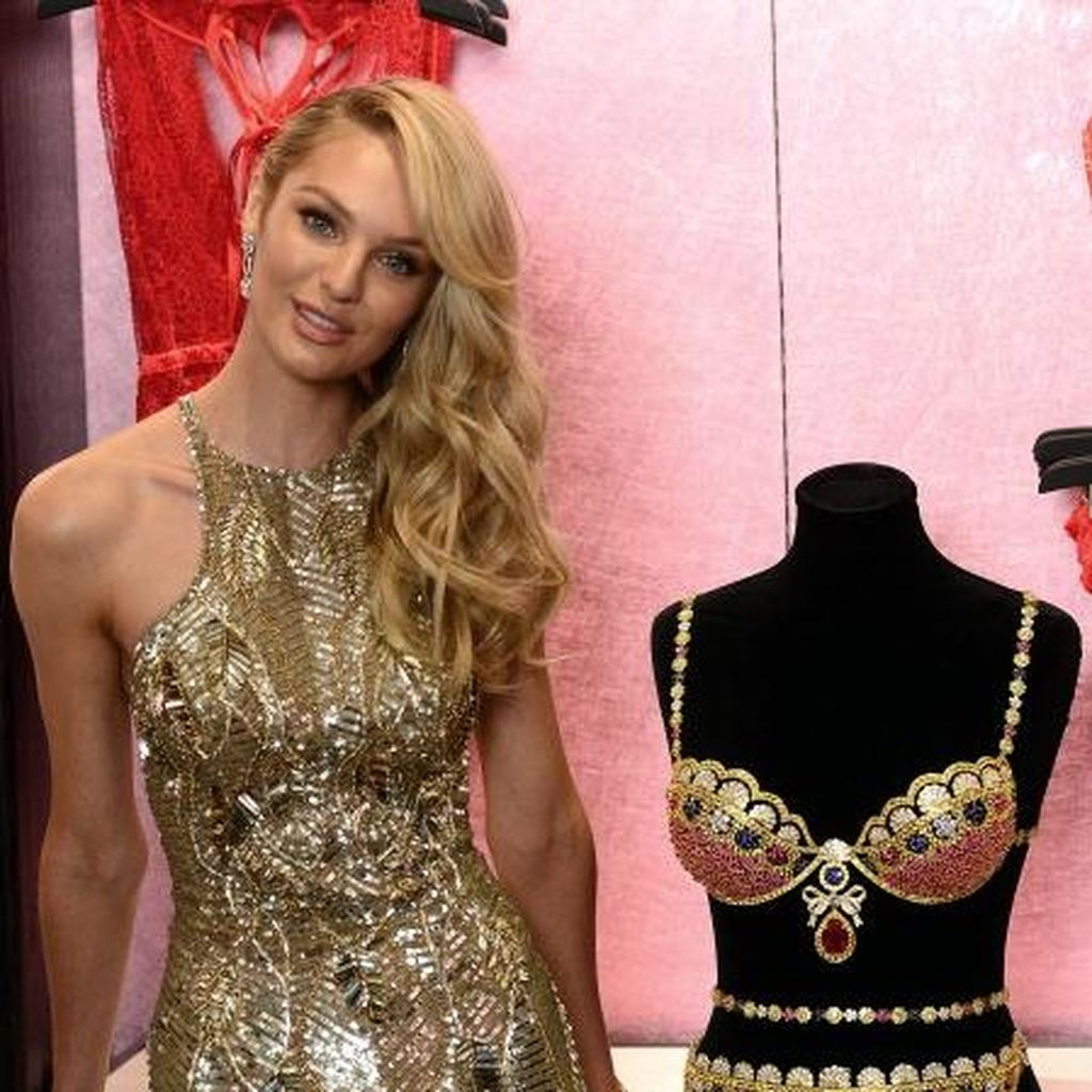 Minyak, Produk Favorit Candice Swanepoel untuk Rawat Kecantikan Kulit