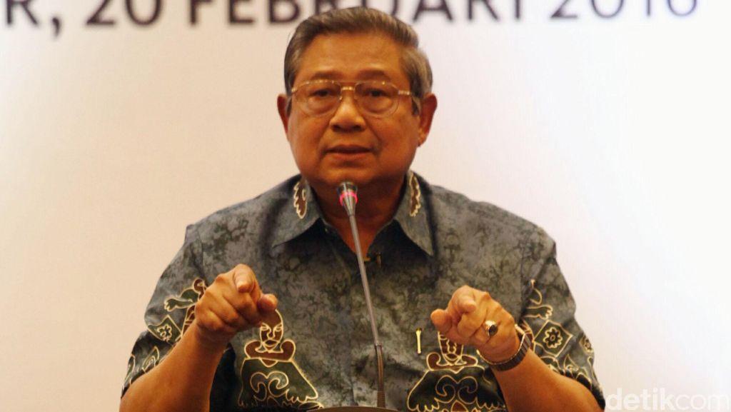 SBY Harap Stabilitas Keamanan Internasional Tetap Terjaga