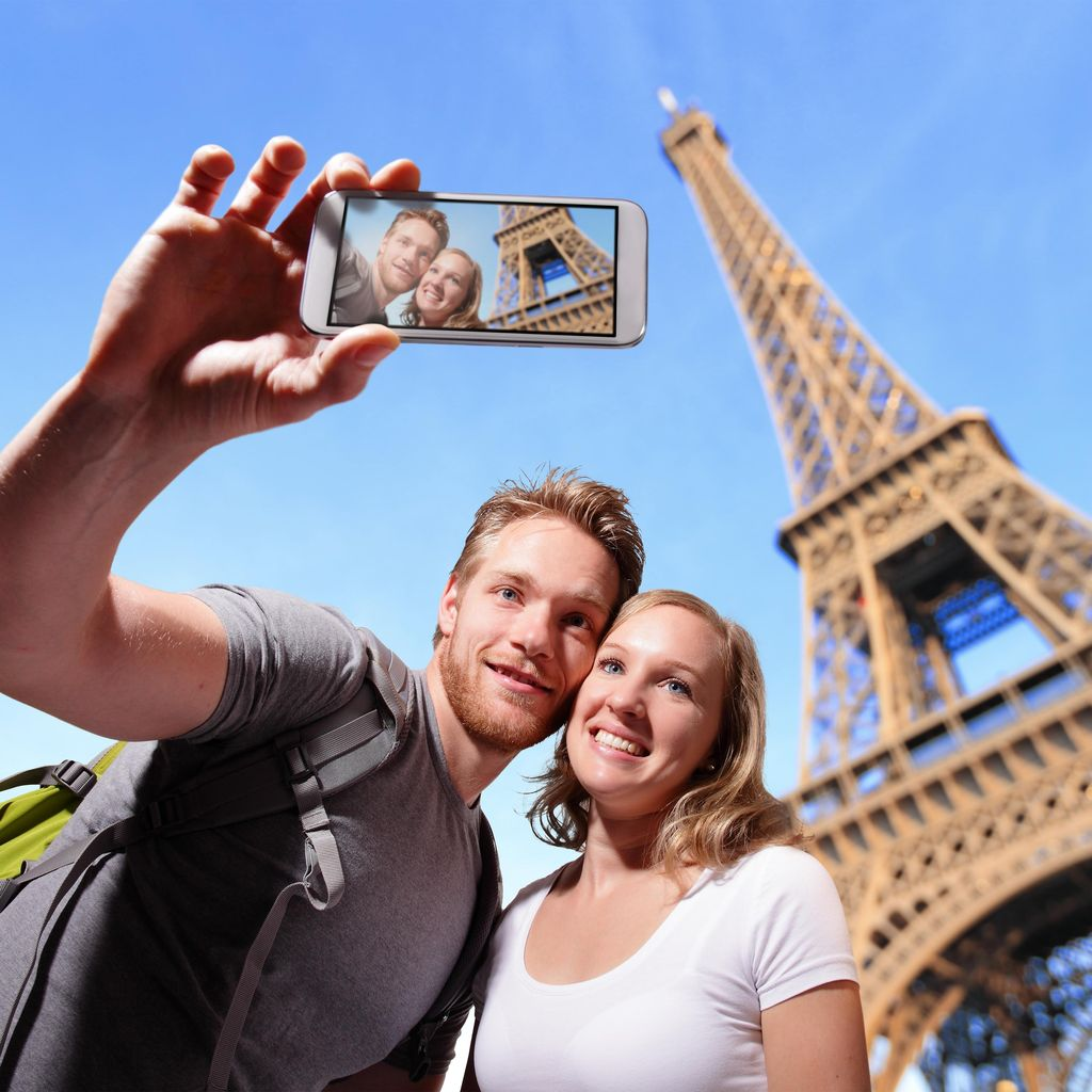 5 Foto Selfie Pasangan yang Paling Mengganggu, Setuju?