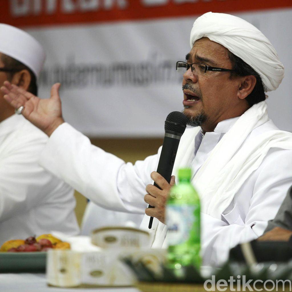 Rizieq Shihab: Omong Kosong yang Mengatakan PKI Tidak akan Bangkit