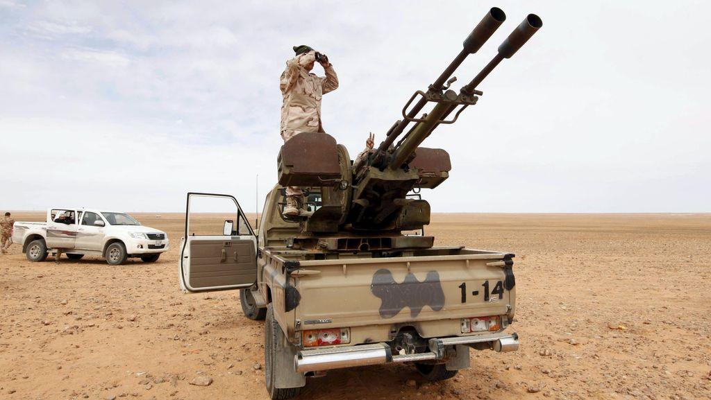 Perawat India dan Bayinya Tewas dalam Serangan Roket di Libya