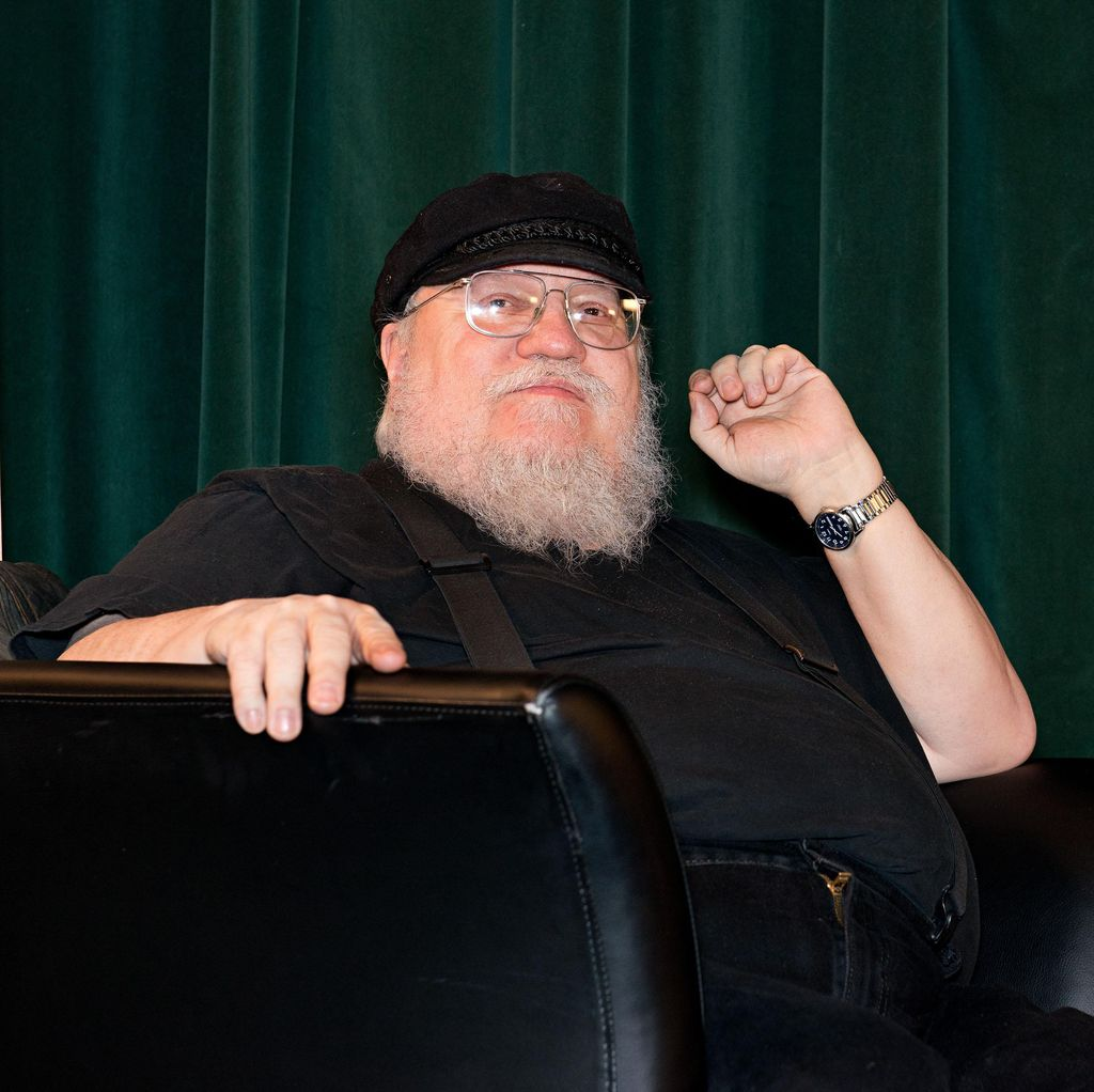 George RR Martin Umumkan Terbitnya e-Book Seri Game of Thrones