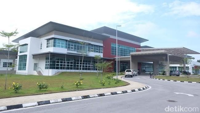 Mengintip Dapur Pusat Penelitian Lahan Gambut Malaysia