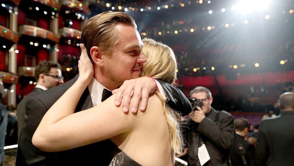 Kate Winslet Berharap Leonardo DiCaprio Segera Menikah