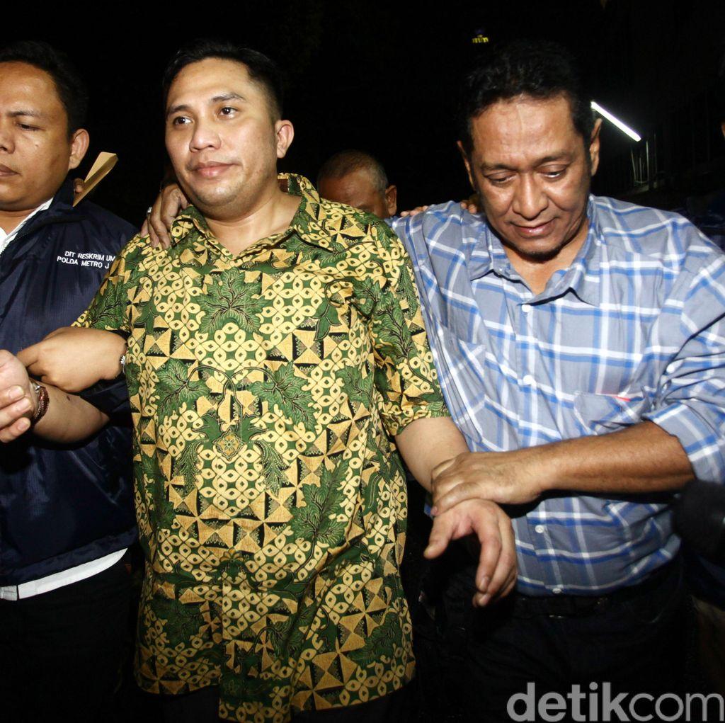 Sebulan Berlalu, Ivan Haz Belum Juga Dipecat dari DPR