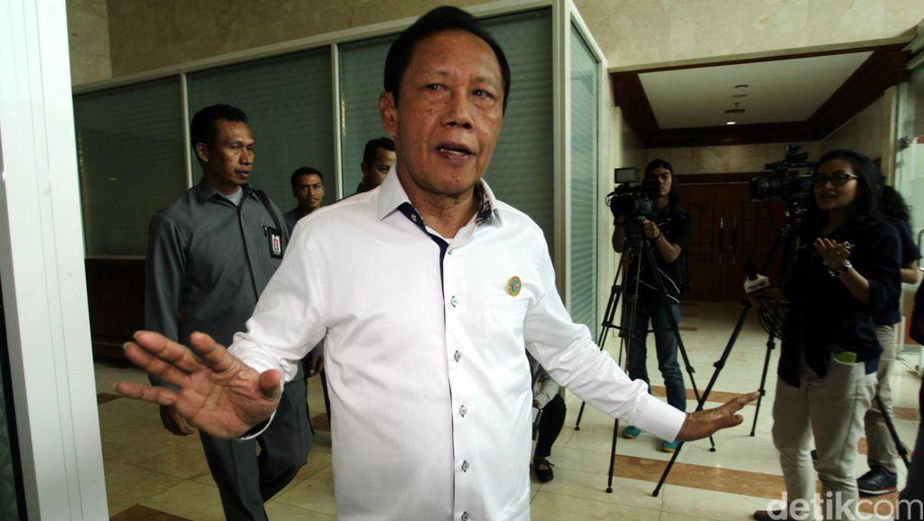 Rapat dengan Komisi I DPR, Sutiyoso Minta Kewenangan BIN Ditambah