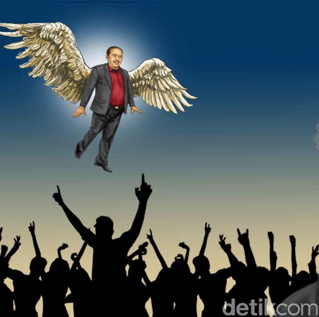 Polri Periksa 50 Saksi Terkait Penistaan Agama Oleh Ahmad Musadeq Cs