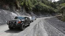 Belum Ada Perkembangan, Ini Pembangunan Jalan Trans Papua